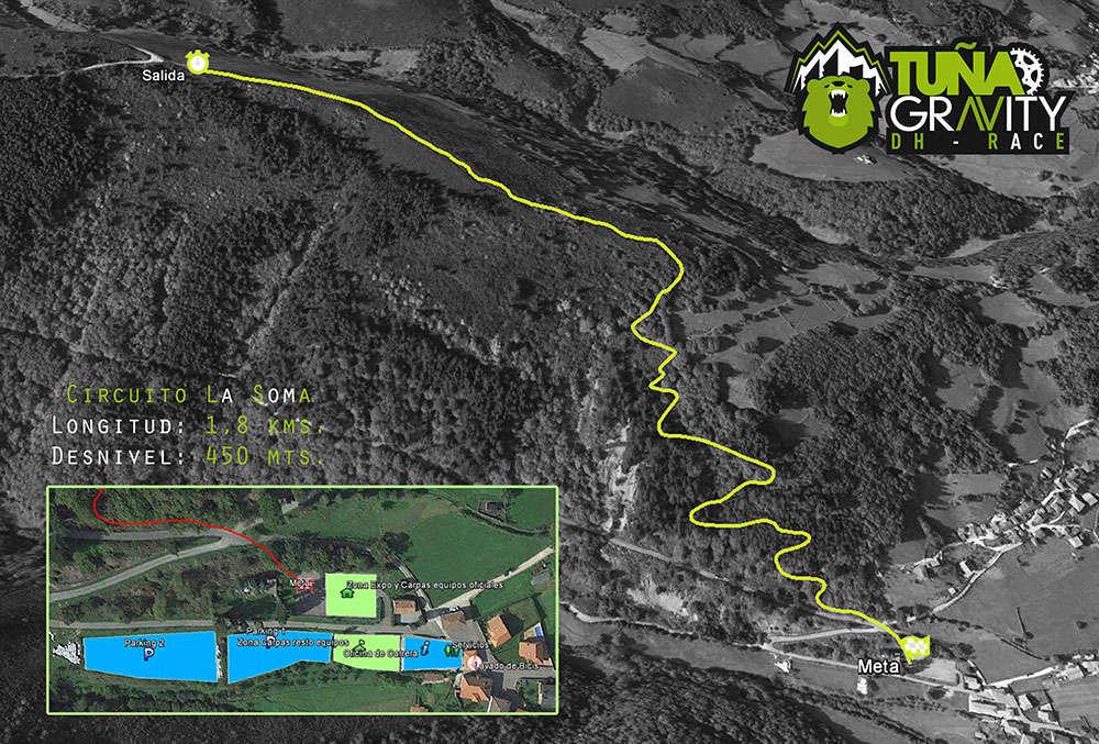 En TodoMountainBike: La Tuña Gravity DH Race acoge la penúltima parada del Open de España DHI 2018