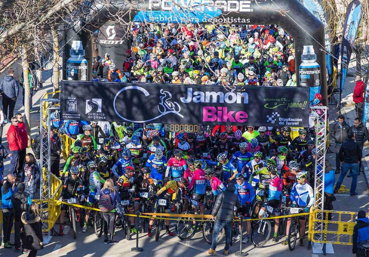 Más de 500 participantes confirmados en la VII Jamón Bike, segunda prueba del Open de España XCUM 2018