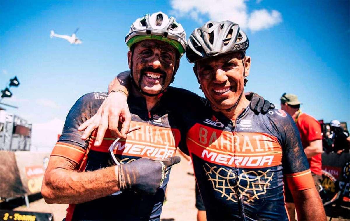 En TodoMountainBike: La primera etapa de la Absa Cape Epic 2018 con José Antonio Hermida y Joaquim 'Purito' Rodríguez (Merida Factory Racing Team)