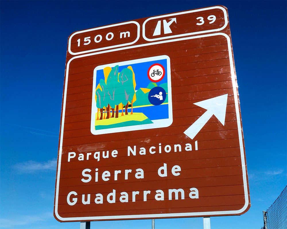 En TodoMountainBike: Recogida de firmas para evitar la prohibición de circular en bicicleta por caminos de menos de tres metros en el Parque Nacional de Guadarrama