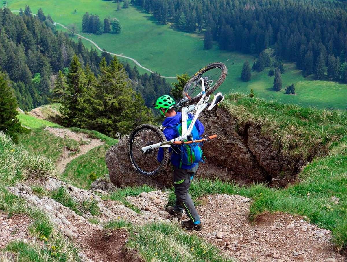 En TodoMountainBike: ¿Qué hay que mirar en la bici antes de salir a pedalear? Cinco puntos básicos a revisar en pocos segundos