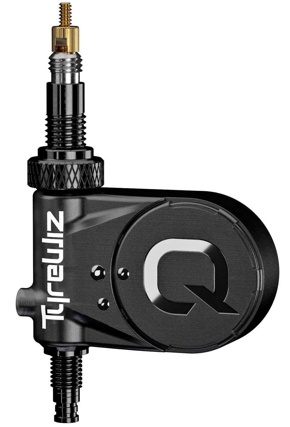 En TodoMountainBike: Quarq TyreWiz, el primer sensor de presión para neumáticos de bicicleta