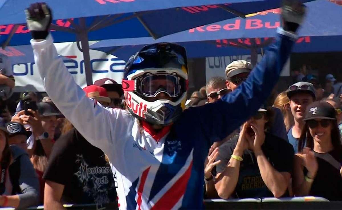 En TodoMountainBike: Rachel Atherton logra el doblete proclamándose campeona del mundo en el Mundial DHI 2018 de Lenzerheide