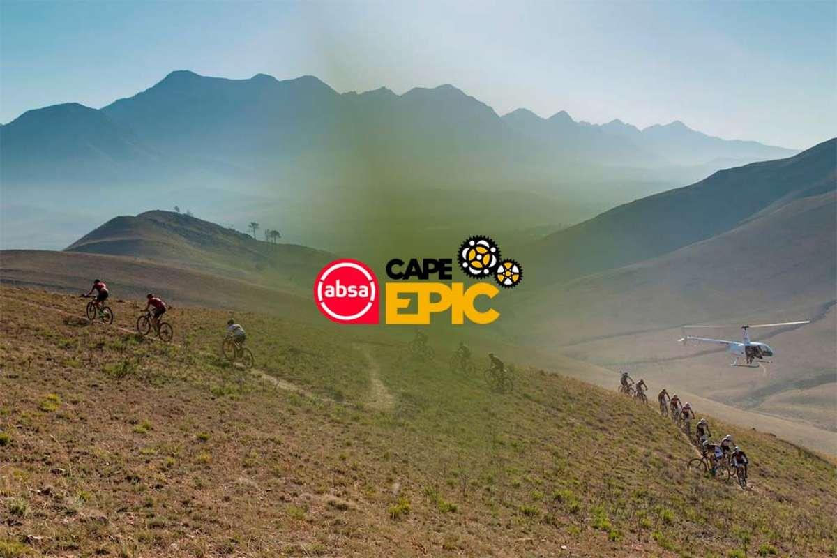 El recorrido de la Absa Cape Epic 2019: 8 días, 624 kilómetros y 16.650 metros de ascensión