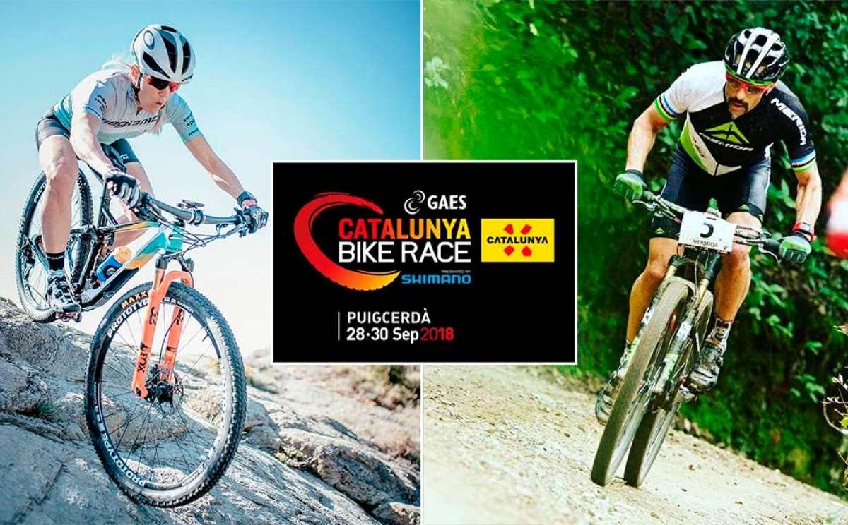 En TodoMountainBike: La Catalunya Bike Race 2018 calienta motores: así son sus tres etapas