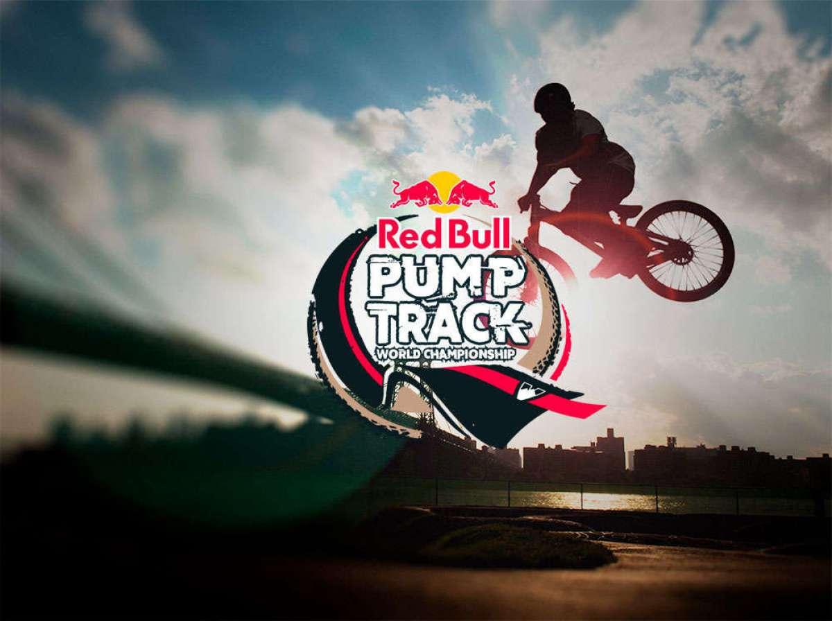 Nace el Red Bull Pump Track World Championship, el primer campeonato del mundo de la modalidad