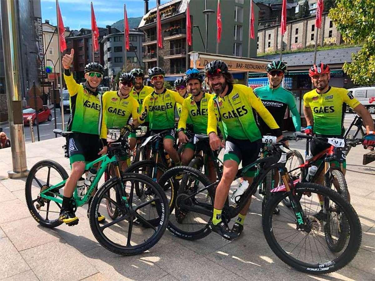 El equipo Imparables en la Andorra Bike Race 2018: el reportaje
