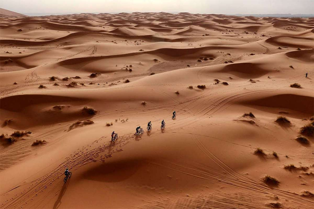 Gaes Titan Desert by Garmin 2018: el reportaje