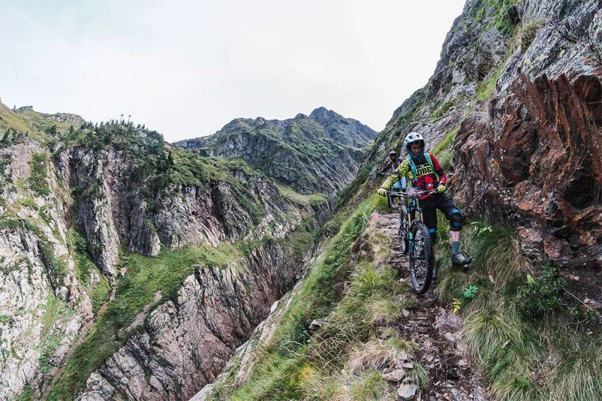 En TodoMountainBike: Trans-Nomad Powered by Fox 2018: el reportaje