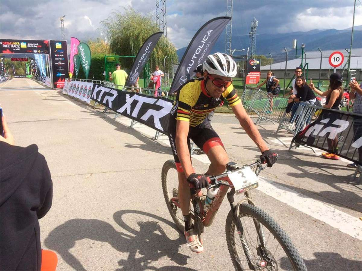 Catalunya Bike Race 2018: Sergio Mantecón y Clàudia Galicia repiten victoria en la segunda etapa