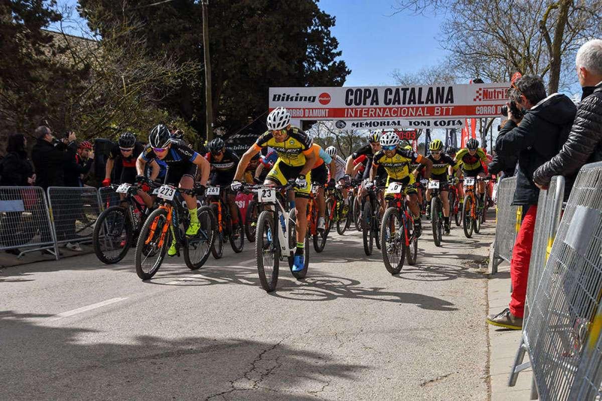 """Récord de participación sin precedentes en la Copa Catalana Internacional BTT Biking Point 2018 de Corró d""""Amunt"""