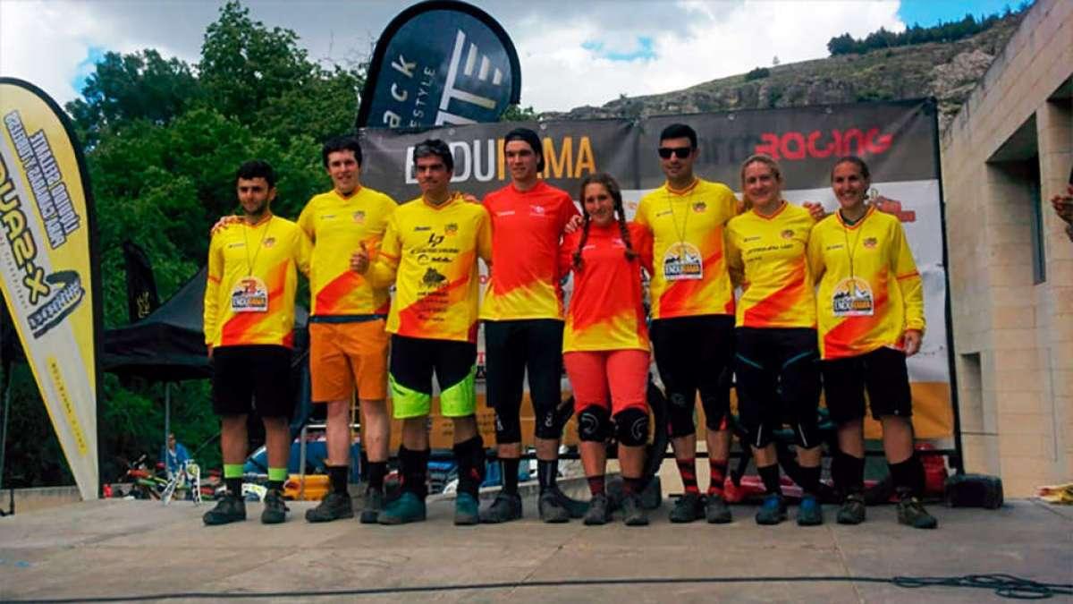 Desirée Duarte y Gabriel Torralba se imponen en la Endurama Cuenca 2018