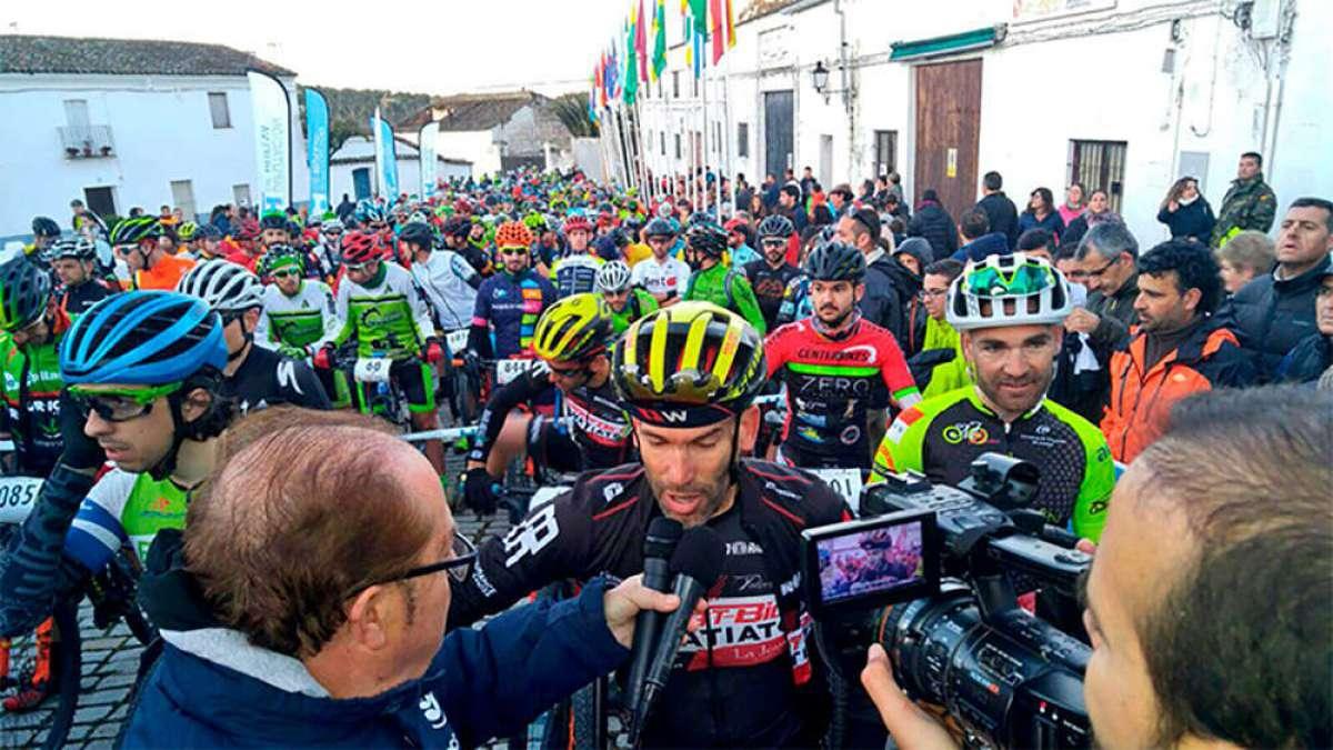 José Márquez y Susana Alonso se proclaman campeones de España de XCUM en la Huelva Extrema 2018