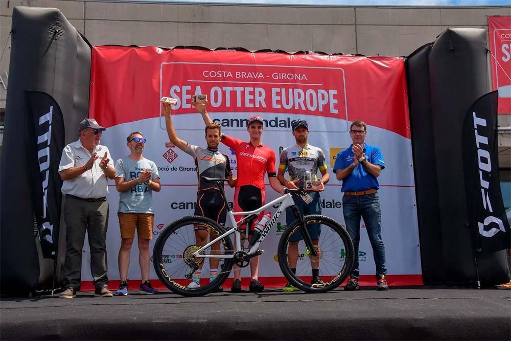 En TodoMountainBike: Sam Gaze y Katazina Sosna dominan la Marathon Cup del Sea Otter Europe 2018