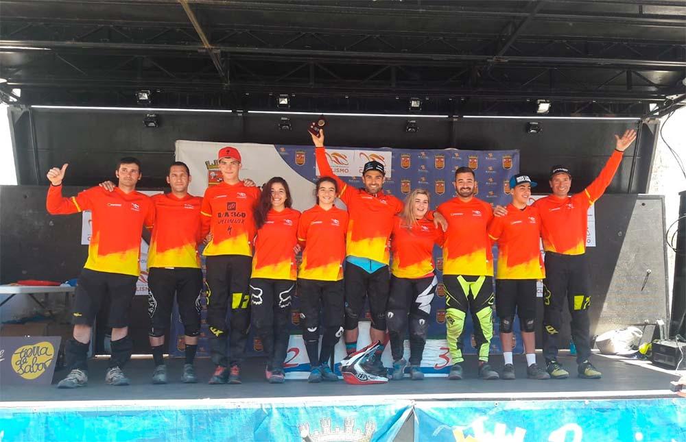 En TodoMountainBike: Edgar Carballo y Blanca Aracil se proclaman campeones del Open de España DHI 2018