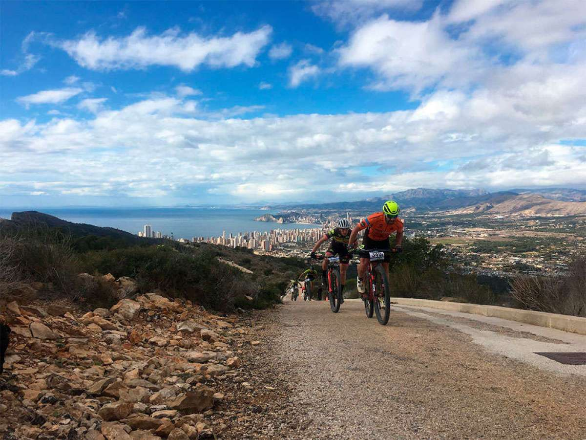 Victoria para Sebastian Fini/Grant Ferguson y Raiza Goulao/Rebecca McConnell en la segunda etapa de la Costa Blanca Bike Race 2018