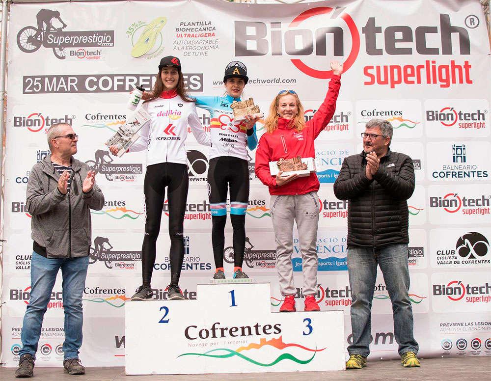 En TodoMountainBike: Carlos Coloma y Rocío del Alba dominan el Superprestigio MTB Biontech 2018 de Cofrentes