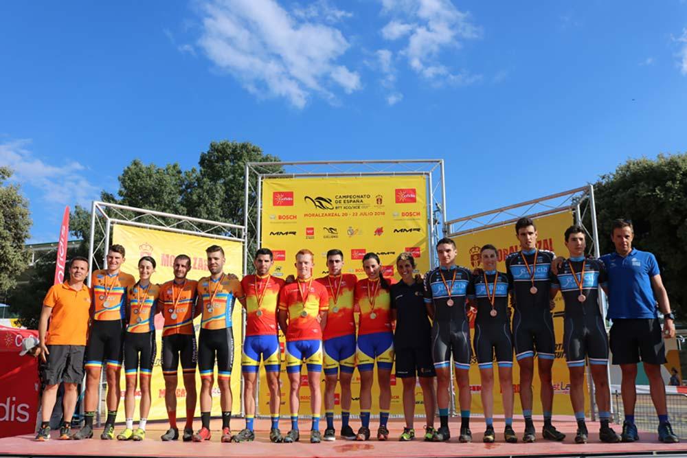 En TodoMountainBike: Campeonato de España XCO 2018: Cataluña, la mejor selección autonómica por decimocuarta ocasión