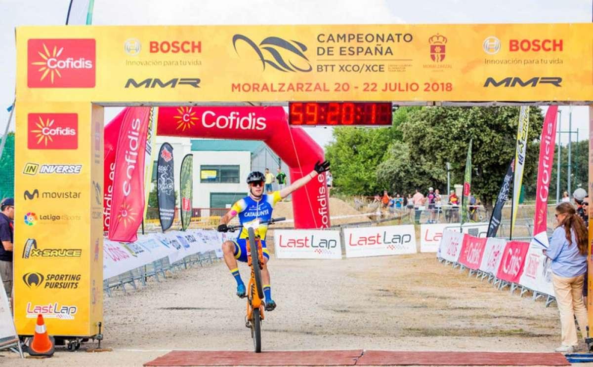 Campeonato de España XCO 2018: Cataluña, la mejor selección autonómica por decimocuarta ocasión