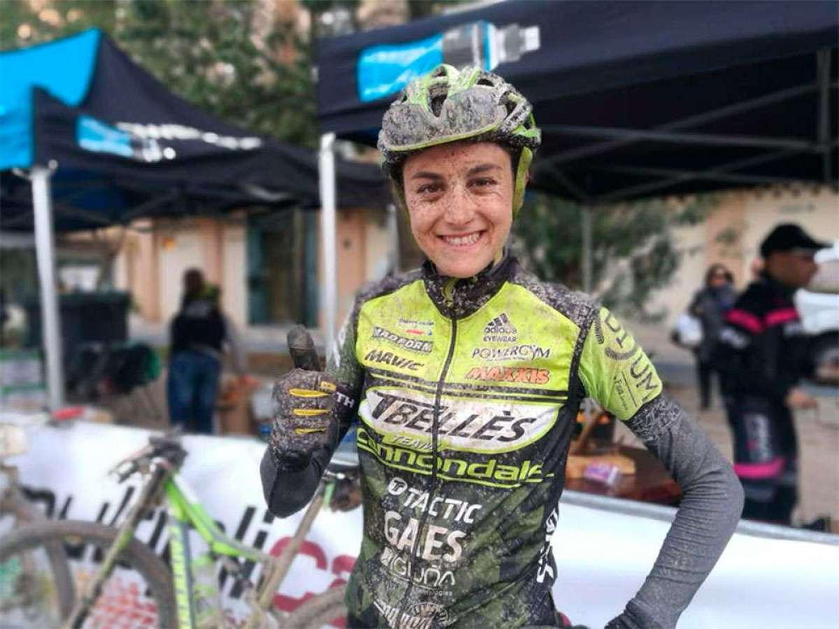 Triplete para el DMT Racing y cambio de líder en la general femenina tras la tercera etapa de la Andalucía Bike Race 2018