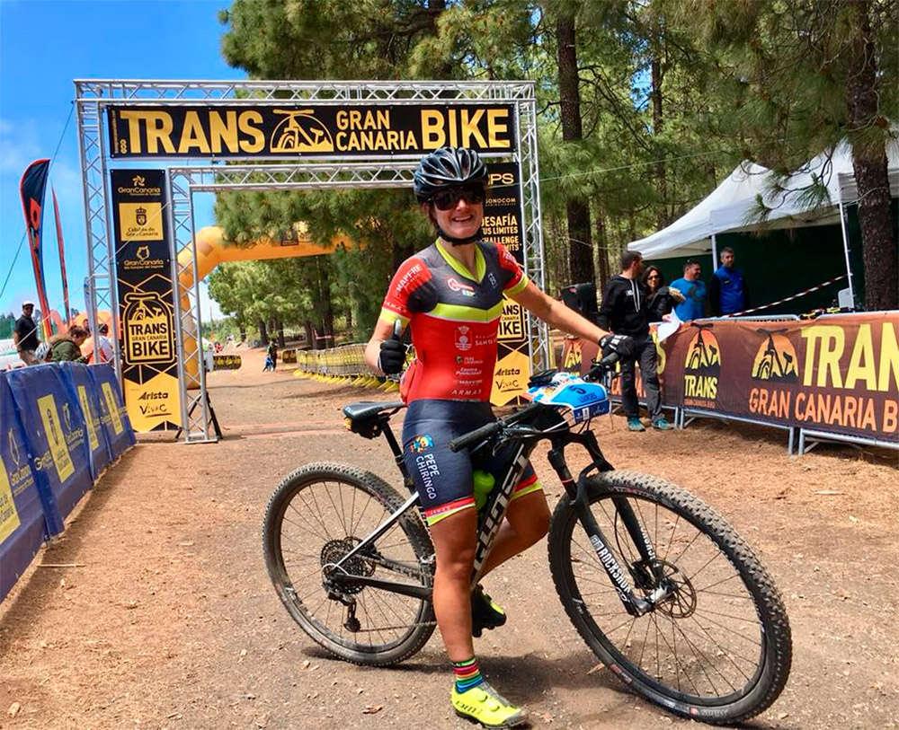 En TodoMountainBike: Francesc Guerra y Lourdes Bethencourt se llevan la III Transgrancanaria Bike