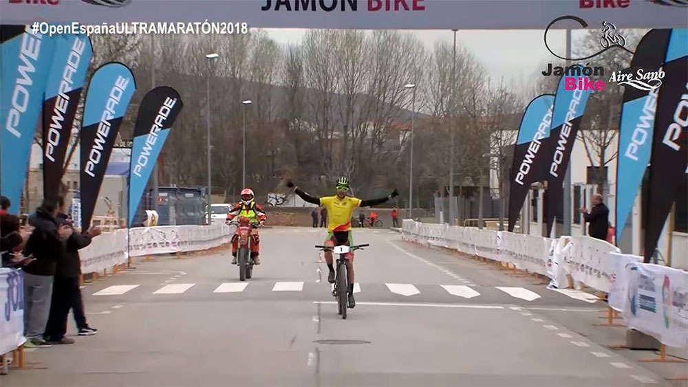 En TodoMountainBike: Daniel Carreño y Ramona Gabriel se llevan la Jamón Bike by Aire Sano 2018, segunda prueba del Open de España XCUM
