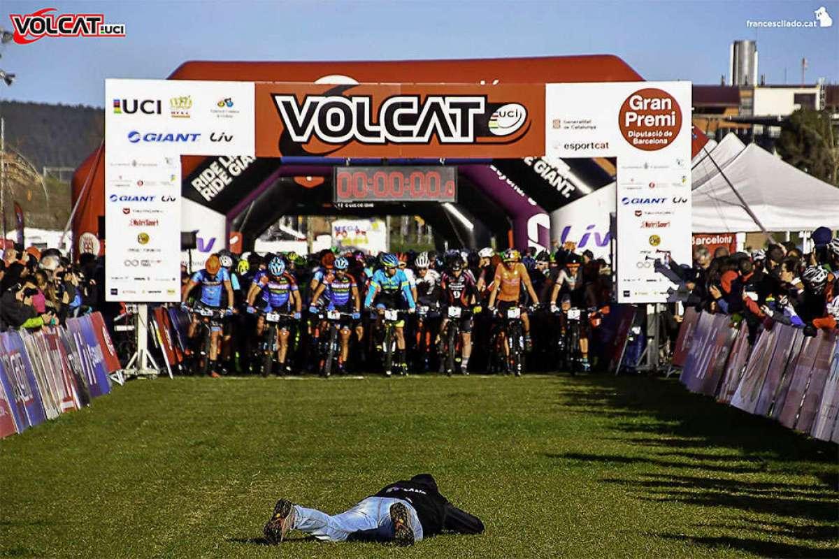 Tiago Ferreira y Katazina Sosna se llevan la VolCAT 2018