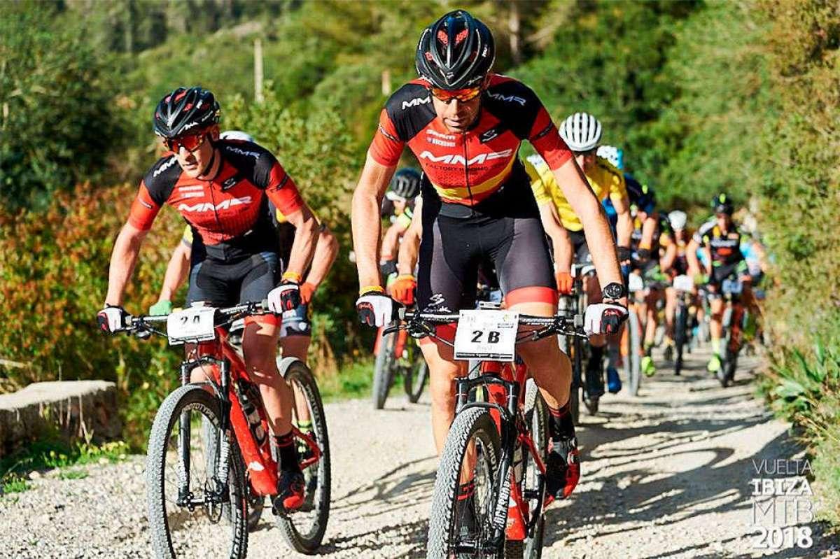 David Valero y Pablo Rodríguez se llevan la victoria en la Vuelta a Ibiza MTB 2018