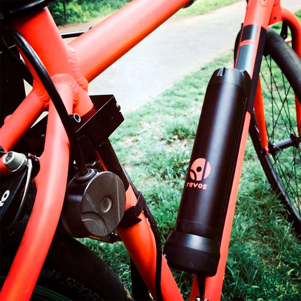 En TodoMountainBike: Revos, el sistema que transforma cualquier bicicleta normal en una bicicleta eléctrica