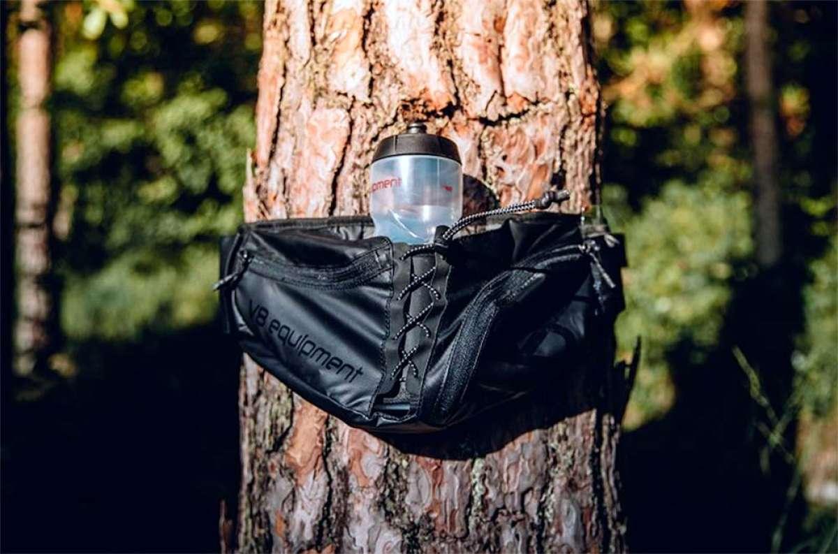 V8 BNA 3,6.1, una alternativa a las mochilas de hidratación con forma de riñonera