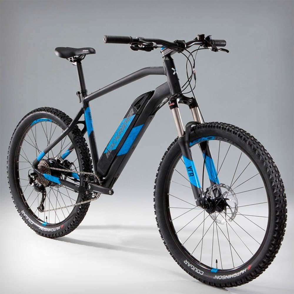En TodoMountainBike: RockRider E-ST500, la e-MTB más económica para estrenarse en el mundo de las bicis eléctricas