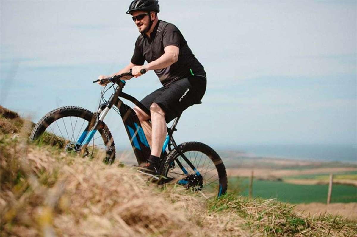 RockRider E-ST500, la e-MTB más económica para estrenarse en el mundo de las bicis eléctricas