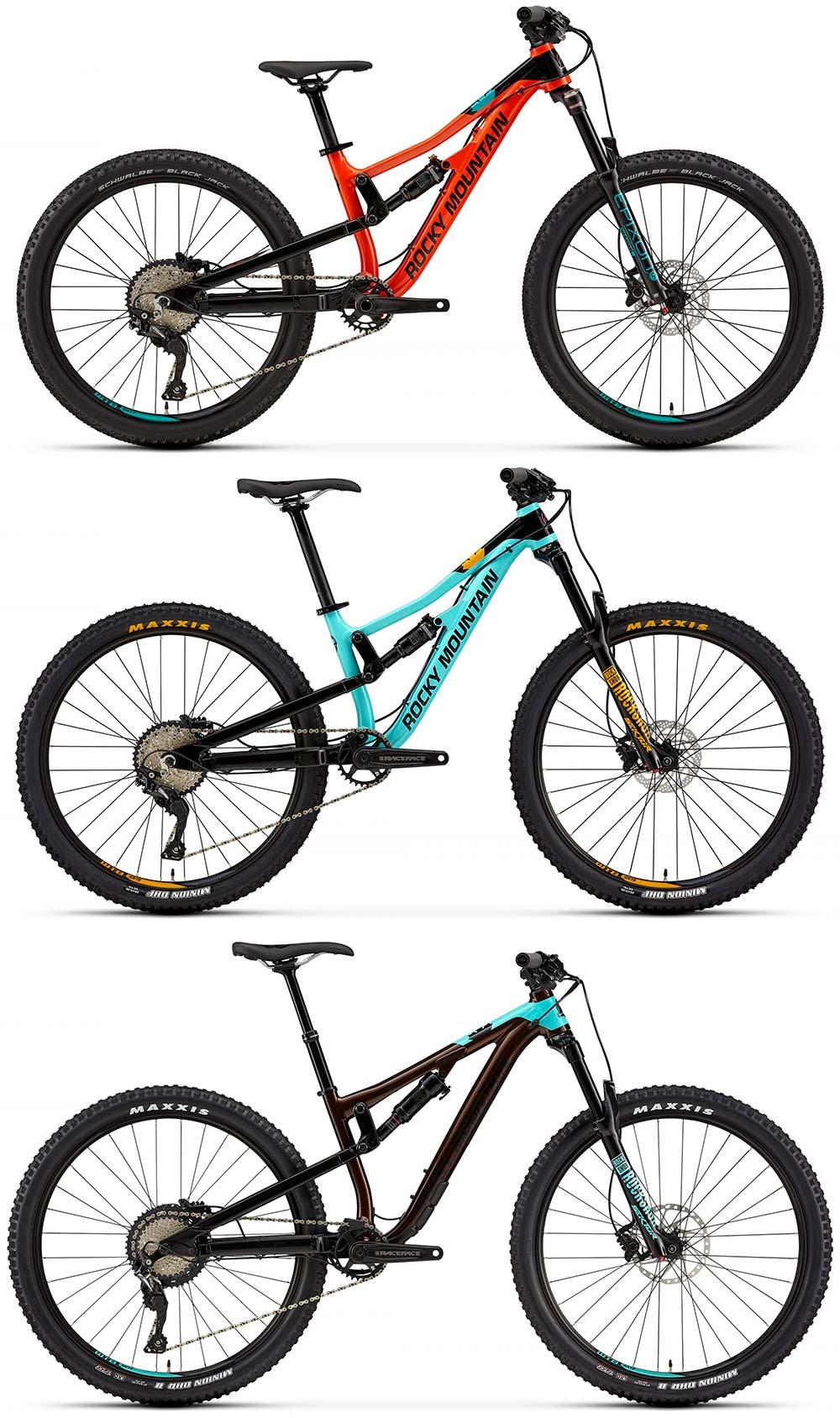 En TodoMountainBike: Rocky Mountain Reaper, una bici compatible con ruedas de 24 y 26 pulgadas para jóvenes promesas del MTB