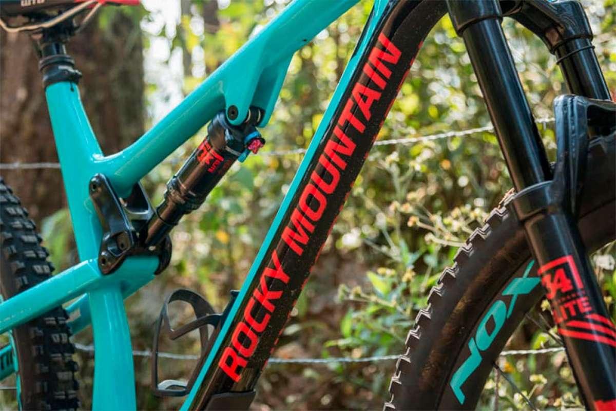 En TodoMountainBike: Rocky Mountain pone en 'busca y captura' 160 bicicletas robadas en su almacén de BC (Canadá)