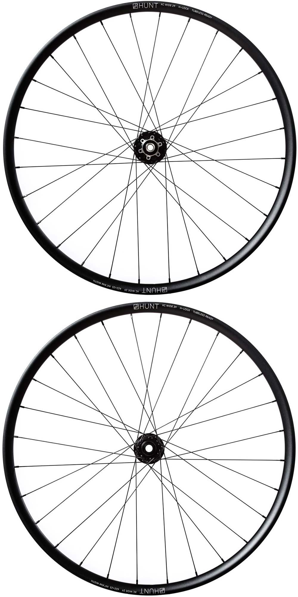 En TodoMountainBike: Hunt XC Wide, unas ruedas resistentes y ligeras con un precio rompedor