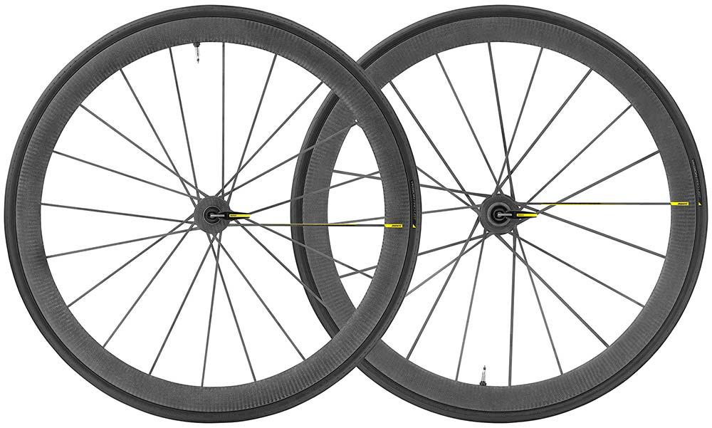 En TodoMountainBike: Mavic Cosmic Ultimate UST, unas ruedas de carretera con llanta, buje y radios fabricados íntegramente en carbono