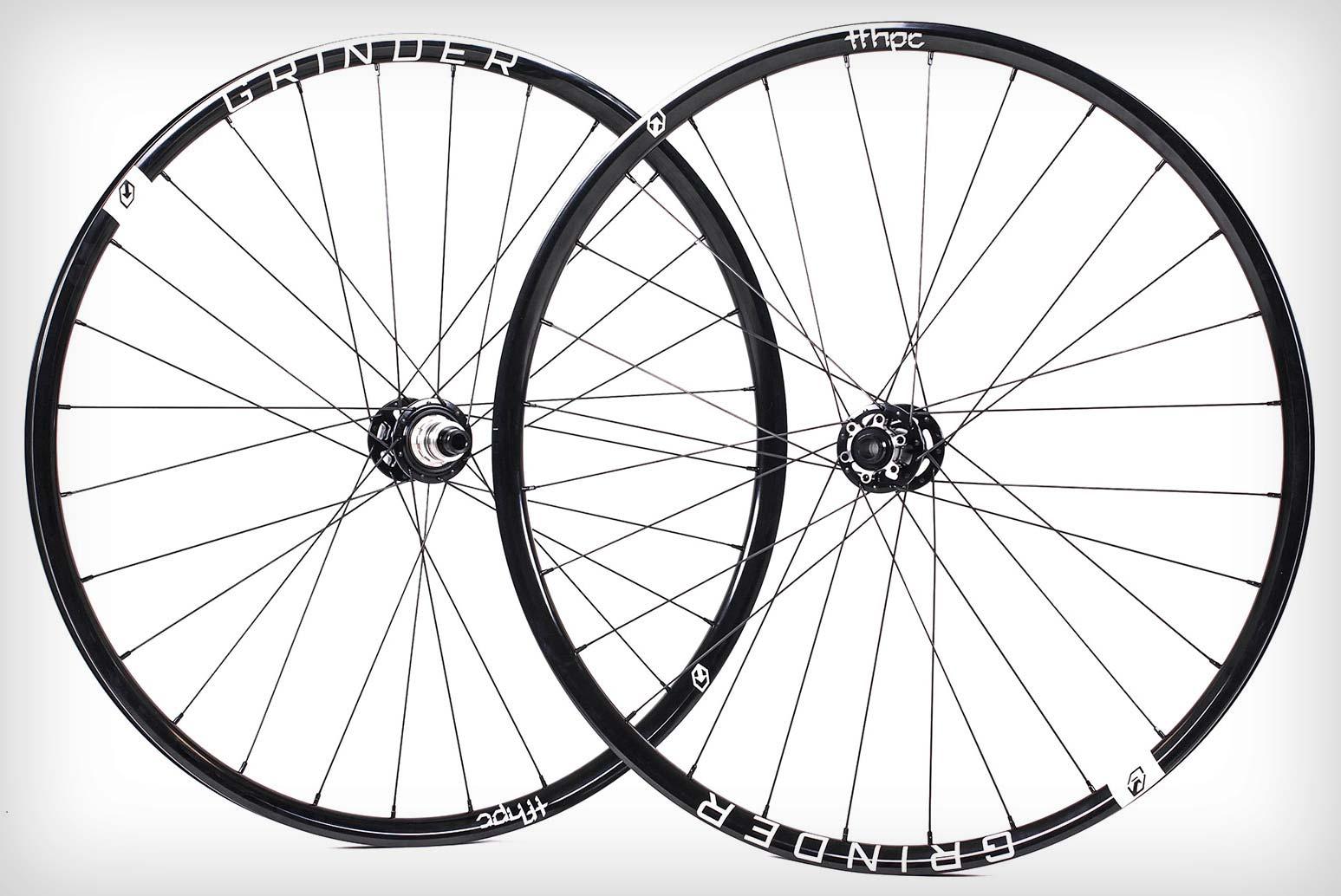 En TodoMountainBike: TFHPC introduce las ruedas Wide y Grinder para bicicletas de XC y Gravel