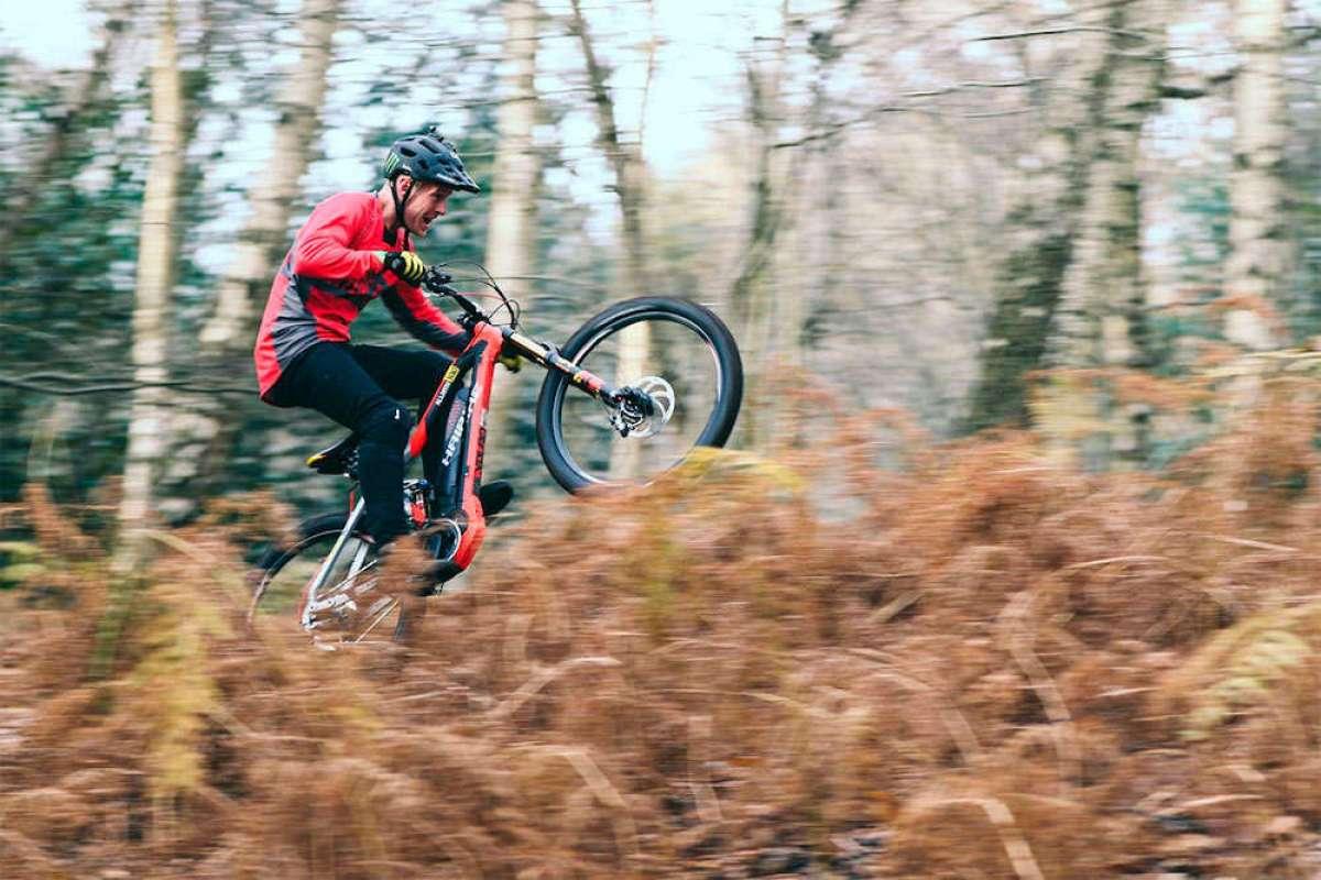 Sam Pilgrim se convierte en embajador de las bicicletas eléctricas de Haibike