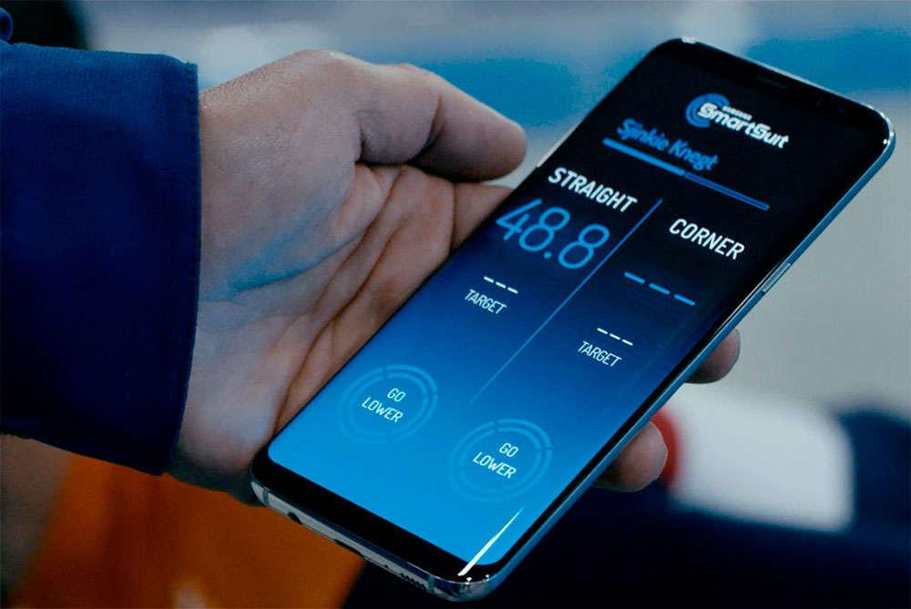En TodoMountainBike: Samsung SmartSuit, una equipación inteligente que lleva a los deportistas de élite al siguiente nivel