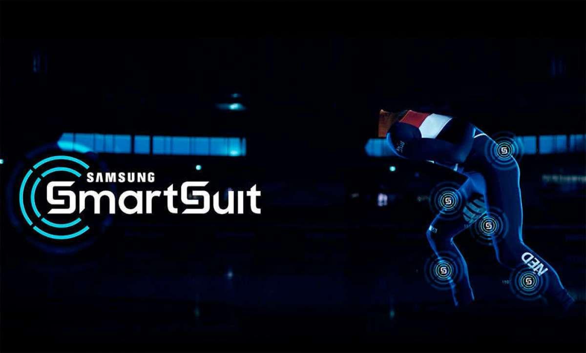 Samsung SmartSuit, una equipación inteligente que lleva a los deportistas de élite al siguiente nivel