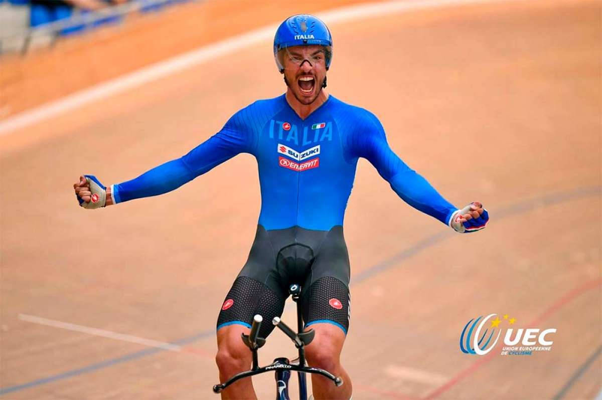Samuele Manfredi, una joven promesa del ciclismo italiano, en coma tras ser atropellado