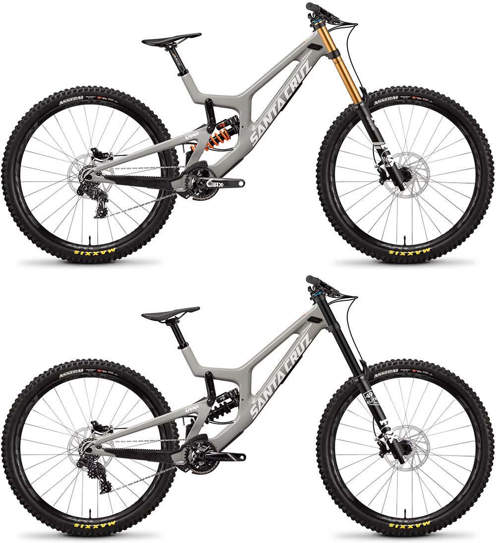 En TodoMountainBike: La Santa Cruz V10 con ruedas de 29 pulgadas sale a la venta