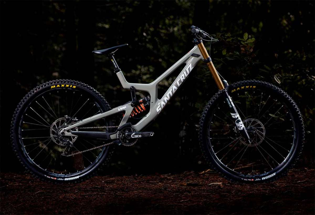 La Santa Cruz V10 con ruedas de 29 pulgadas sale a la venta