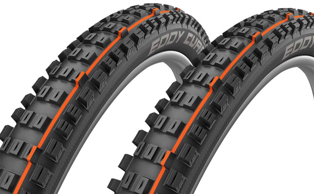 En TodoMountainBike: Máxima tracción y control para e-MTBs de Trail y Enduro con los neumáticos Schwalbe Eddy Current