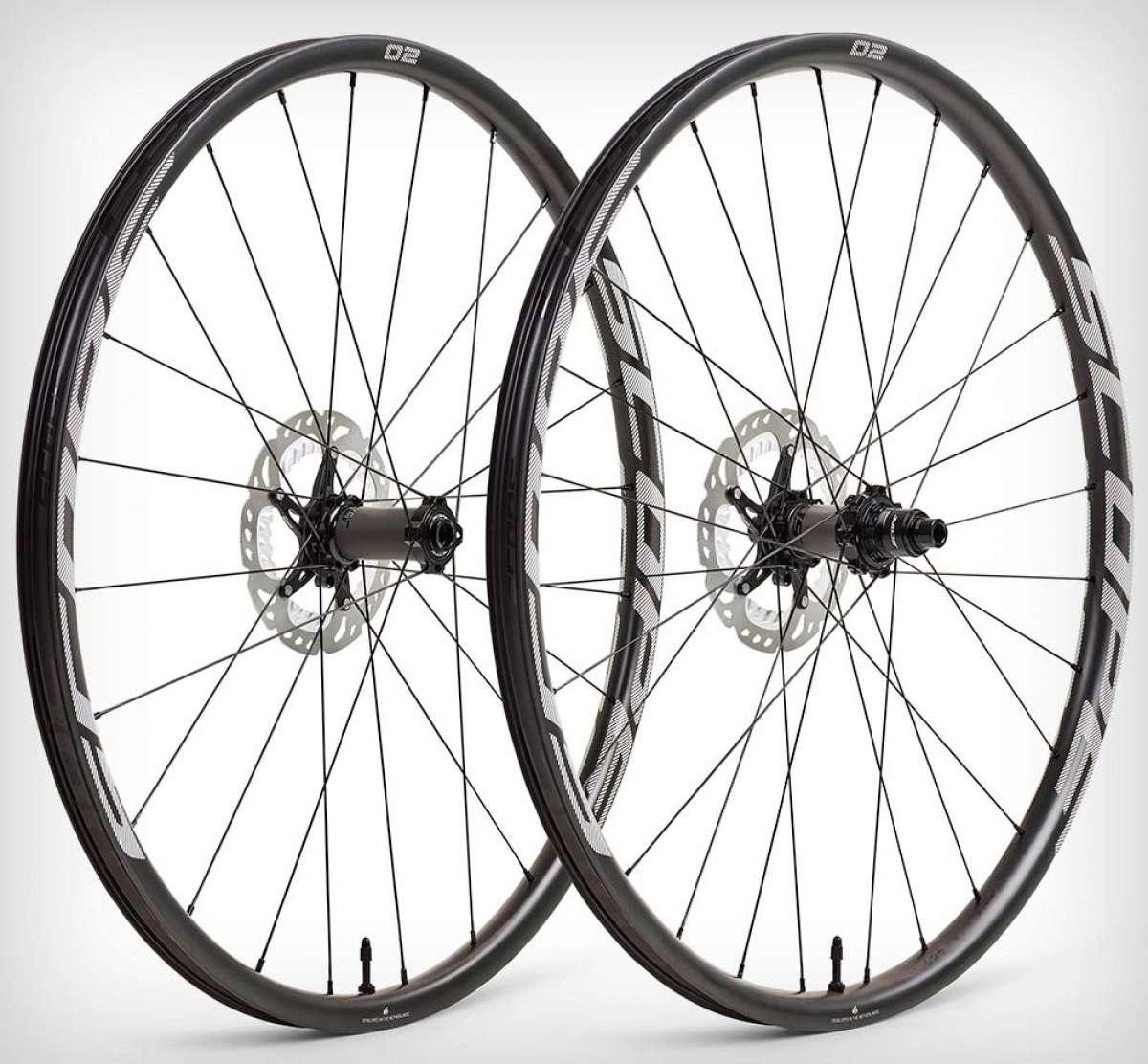 Scope O2, unas ultraligeras ruedas de carbono para XC/Maratón con un precio muy equilibrado