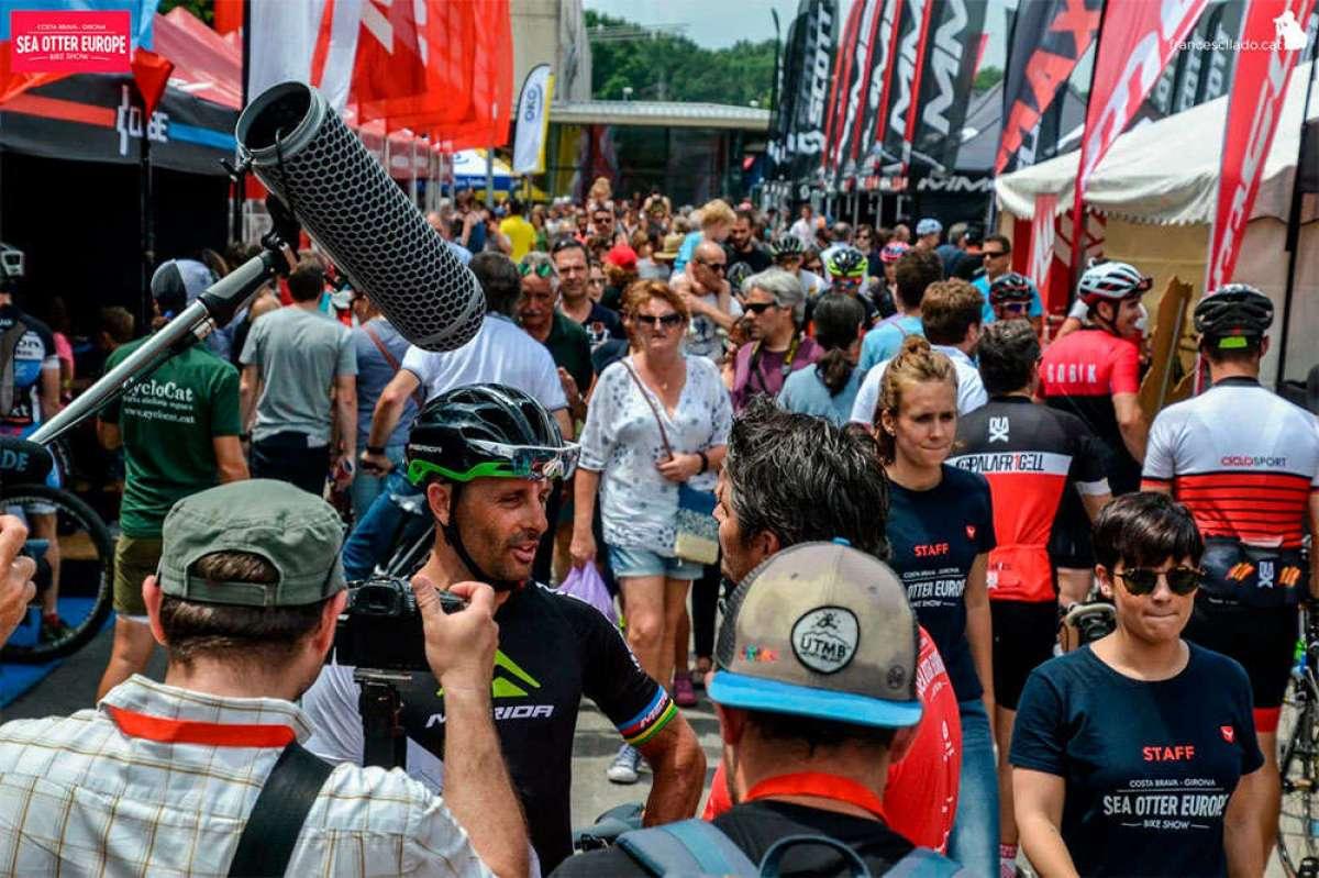 El festival Sea Otter Europe 2018 recibe la entrada de las más importantes marcas de la industria ciclista