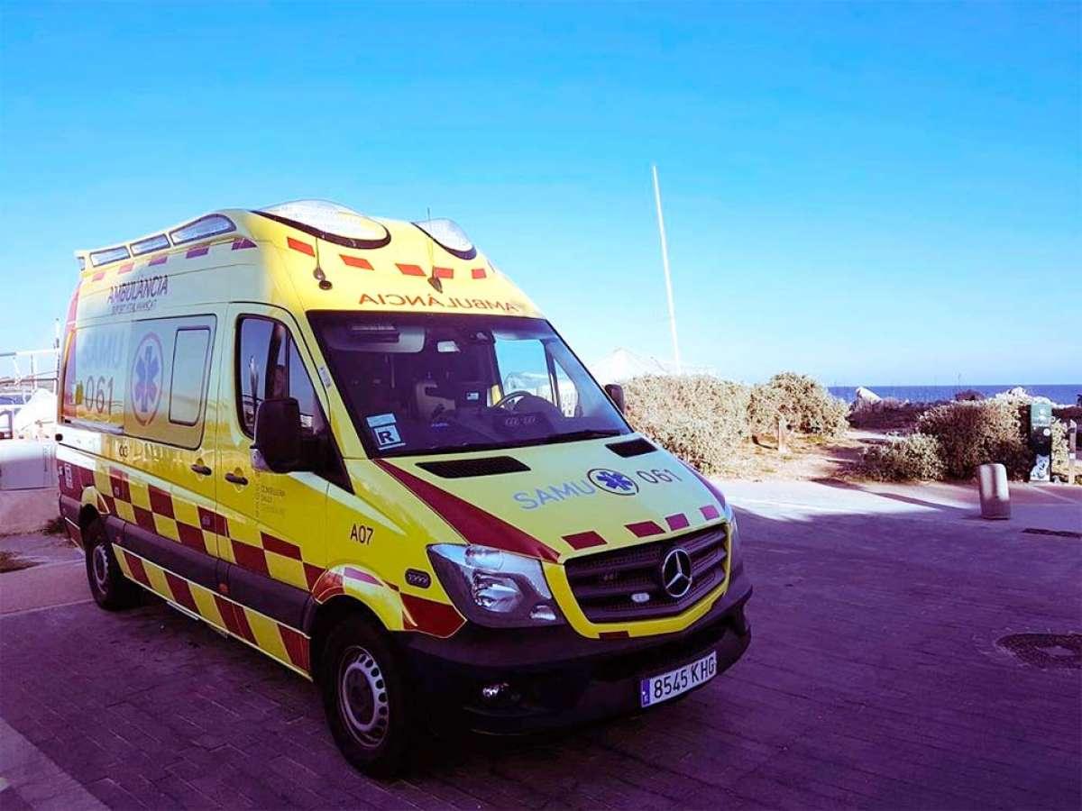 En TodoMountainBike: Sebastià Vila, el ciclista que se clavó el manillar en una prueba MTB de Mallorca, sale de la UCI