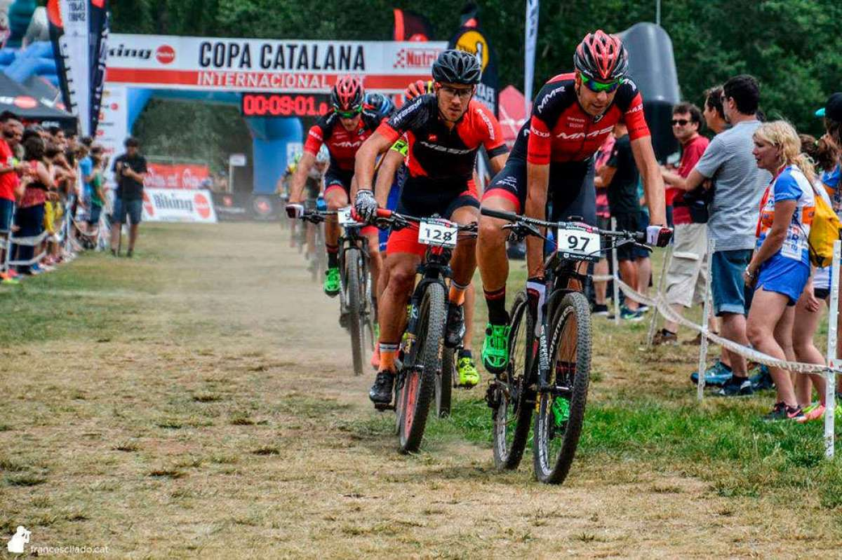 La Copa Catalana Internacional BTT Biking Point 2018, carrera a carrera