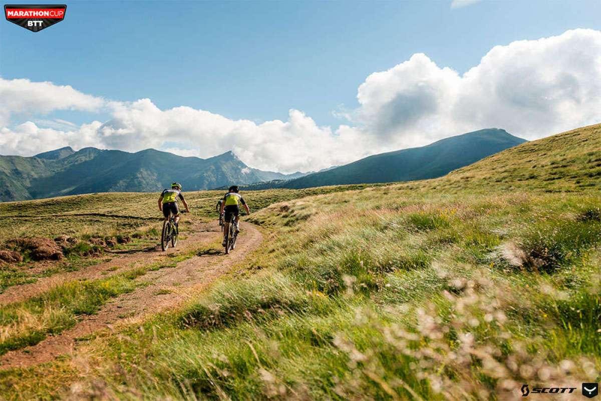 Marathon Cup 2018, la excusa perfecta para disfrutar de cuatro fines de semana combinando turismo y Mountain Bike