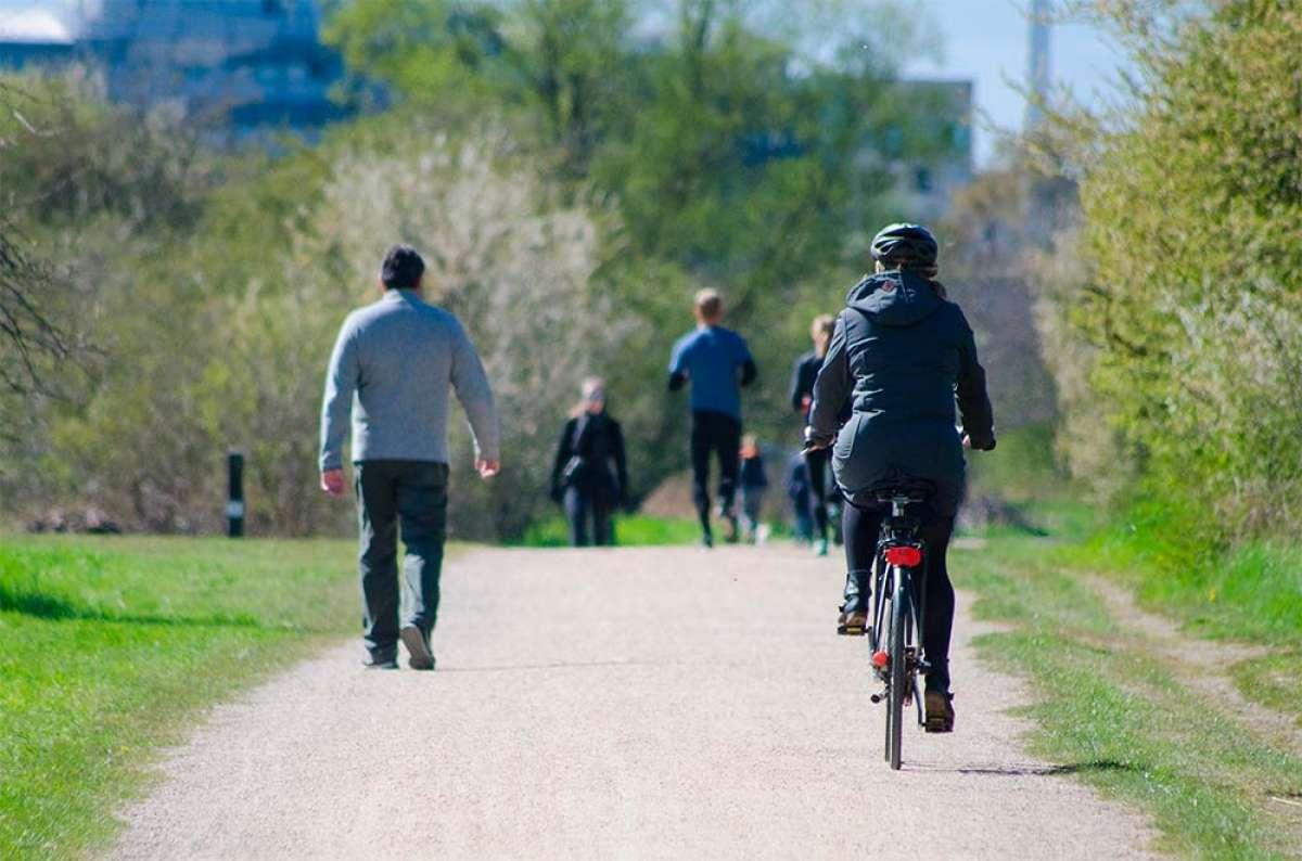 El ministro del Interior plantea un seguro obligatorio para bicicletas y patinetes eléctricos en España